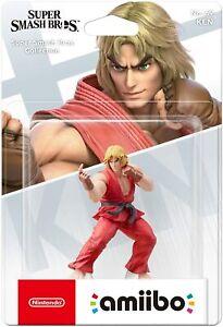 Nintendo Amiibo Super Smash Bros SmashBros — Figurine N°69 — Ken