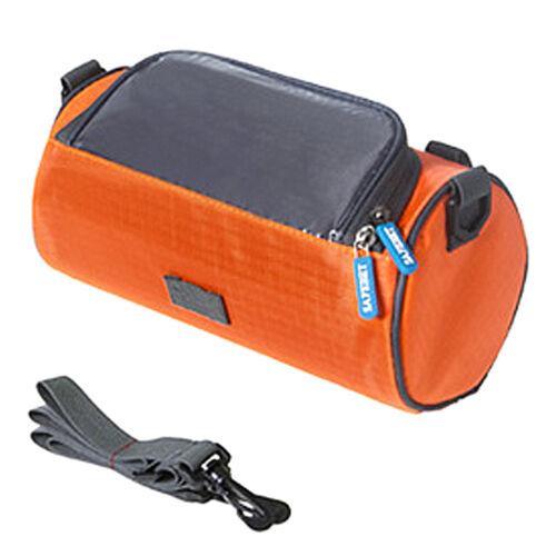 Unisex Mountain Bike Handlebar Waterproof  Bag Bike Riding Touch Bag Bicycle