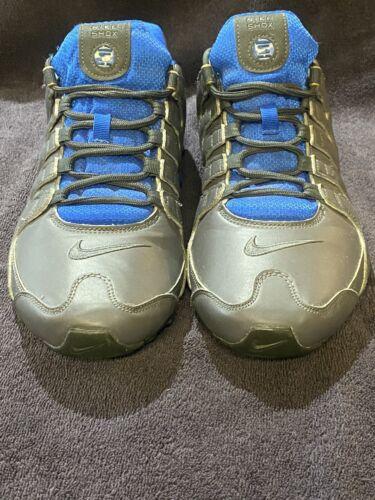 Nike Shox NZ Size 12 Mens