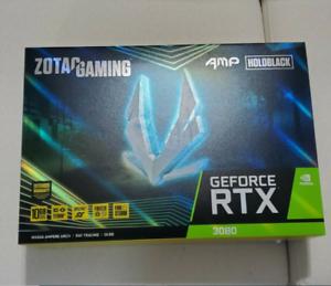 ZOTAC GAMING GeForce RTX 3080 AMP Holo 10GB GDDR6X Graphics Card