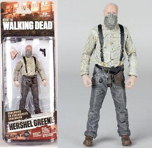 Series 7 Hershel Greene Action Figure McFarlane WALKING DEAD TV