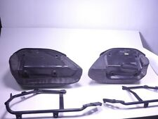 08 Yamaha XVS1300CT Saddle Bag Luggage Cases Mount Brackets