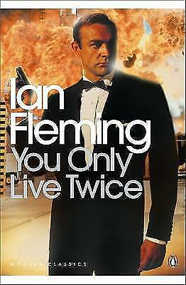 """""""AS NEW"""" You Only Live Twice (Penguin Modern Classics), Fleming, Ian, Book"""