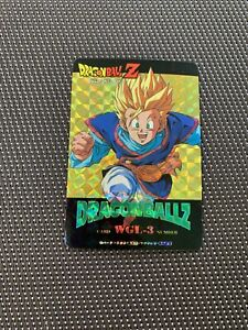 Carte Dragon Ball Z DBZ Dragon Ball Heroes Part 3 #H3-20 Rare 2011