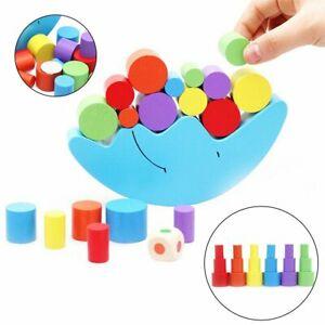 Wooden-Montessori-Moon-Toy-Blocks-Kids-Baby-Toys-Educational-Balance-Game-TR