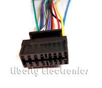 Car Stereo Radio 16 Pin Wiring Wire Plug Harness