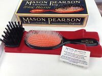 Mason Pearson Hair Brush Nu2 Generally Used For Thick Hair
