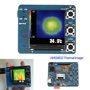 USB-Infrared-Sensor-Module-Camera-IR-8x8-Thermal-Imager-Array-Temperature