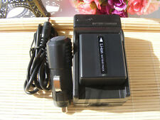 AC Battery Charger For Panasonic NV-GS180 NV-GS188 NV-GS200 NV-GS200K NV-GS230