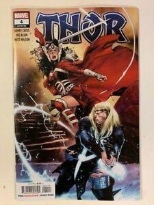 Thor #4 1st Appearance Black Winter Avatar Comics 1st Print NM unread 2020