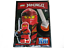 thumbnail 43 - ORIGINAL LEGO NINJAGO Minifigure Limited Edition Polybag Foilpack FREE POSTAGE