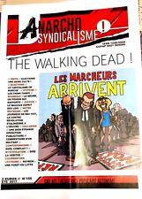 ANARCHO-SYNDICALISME n° 155 ÉTÉ 2017 = 1 er mensuel anarchiste Français