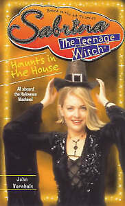Haunts-in-the-House-Sabrina-the-Teenage-Witch-Vornholt-John-Very-Good-Book