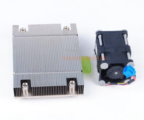 Brand New Dell R430 Heatsink 02FKY9 2FKY9 CPU Fan 0DNHNR DNHNR