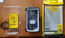 Otterbox Defender Series Black Case for Samsung Galaxy S4