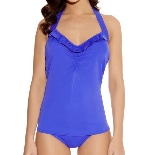 Freya Swimwear In The Mix Tankini Top Marine Blue 3821