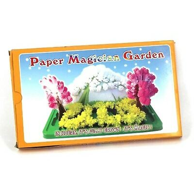 NEW Magic Garden Crystal Growing Set from Mr Toys Toyworld