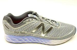 Details zu New Balance Damen 980 v2 US 10.5 Eu 42,5 Breit Grau Fresh Foam Boracay Schuhe
