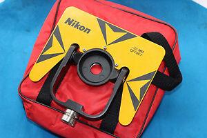 YelNew-Nikon-Yellow-Single-Prism-Target-for-Pentax-Nikon-total-station-surveying