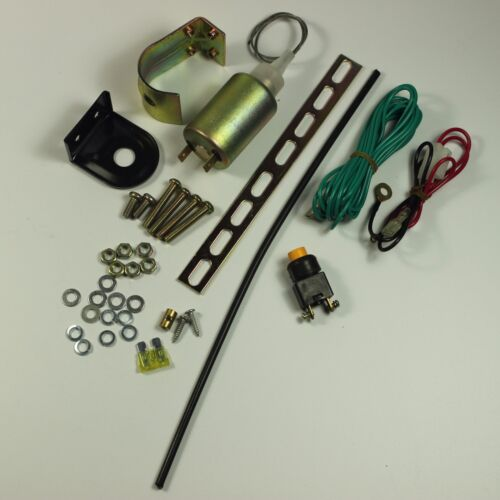 New Remote Shaved 2 Door Handle Popper Kit 80 lb TRUNK KIT INCLUDED remotes