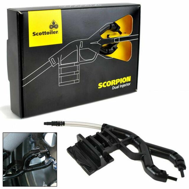 Scottoiler Skorpion Motorrad Dual Injector Kit-Ersatzteil