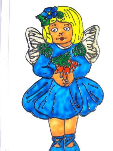 Gabis Window Color Fensterbilder Deko Sommer  Elfen Blumenkinder  viele Bilder