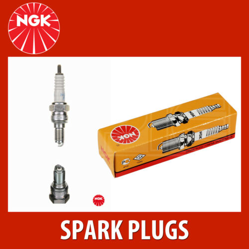 7502 NGK CR9EH-9 5 Kohm Resistor 4 Pack - Estándar Bujía//Bujía