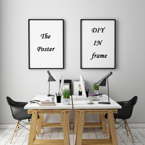 Poster Motivational Quotes Positive Words Office Inspirational Wall Child Art 04