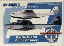 Anigrand Models 1/72 MARTIN M-130 CHINA CLIPPER Seaplane