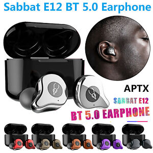 Sabbat-E12-Ultra-QCC3020-sans-Fil-Piles-5-0-Ecouteurs-In-Ear-Stereo-Casque