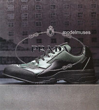 "PRADA ""Nevada"" and ""Vitello Rois"" Collections Men's Footwear CATALOG 2014"