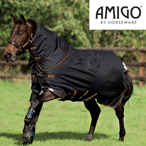 Image Is Loading Horseware Amigo Bravo 12 Plus Medium Turnout Rug