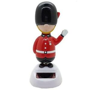 Solar-Pal-Dancing-Guardsman-Solar-Powered-Figure-Flip-Flap-Pals-British-Queen-039-s