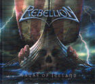 REBELLION sagas of iceland - history of vikings vol.1 CD Metal ltd w/3D slipcase
