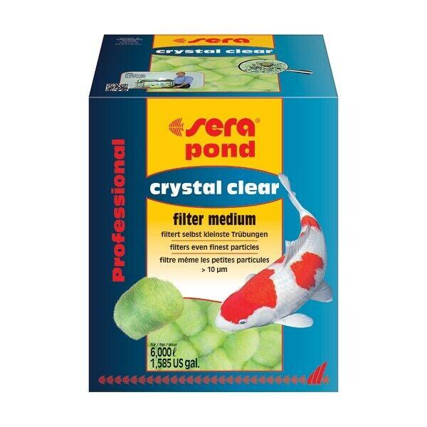 Sera Pond Crystal Clear 350g