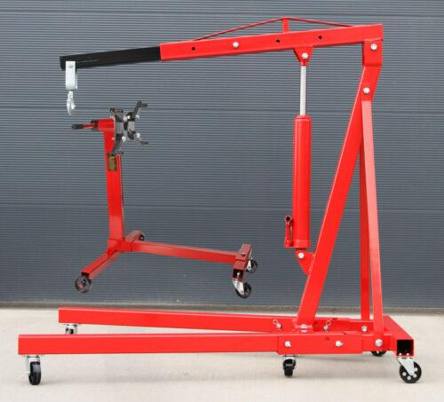Werkstattausstattung & -bedarf Auto & Motorrad: Teile Motorheber ...