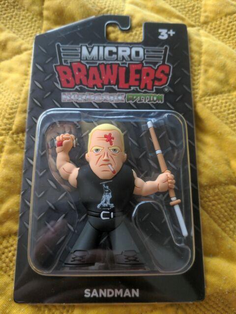 Brand new Sandman hardcore edition Micro Brawlers new in hand moc