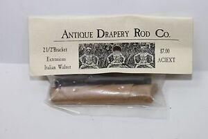 Antique Drapery Rod Co 2 5 Bracket