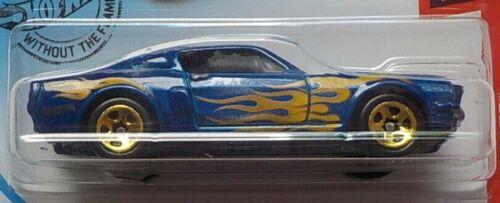 2020 Hot Wheels HW FLAMES 5//10 /'68 Shelby GT500 169//250