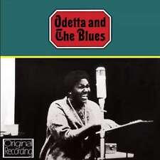 ODETTA / ODETTA AND THE BLUES * NEW CD * NEU *