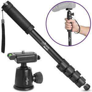 Altura-Photo-Camera-Monopod-amp-Ball-Head-Combo-Professional-360-Fluid-Rotation