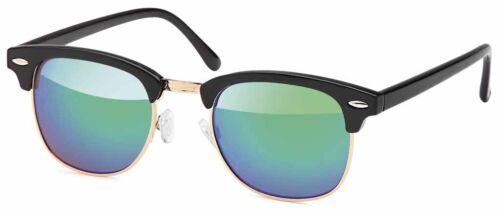 Schutztasche BM Polarisierte Classic Club Way Retro Sonnenbrille Herren Master