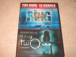The-Ring-The-Ring-Two-DVD-2016-2-Disc-Set-See-Language-Details