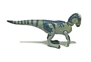 Vintage Jurassic  Park Pachycephalosaurus JP07 Ram Head Dinosaur Figure 1997