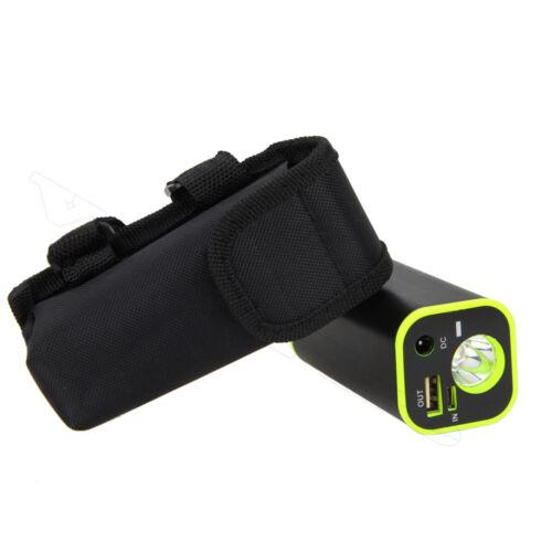 5V USB Akkupack Batteriefach LED Power Bank Für Fahrradlampe 4x18650 Batterien