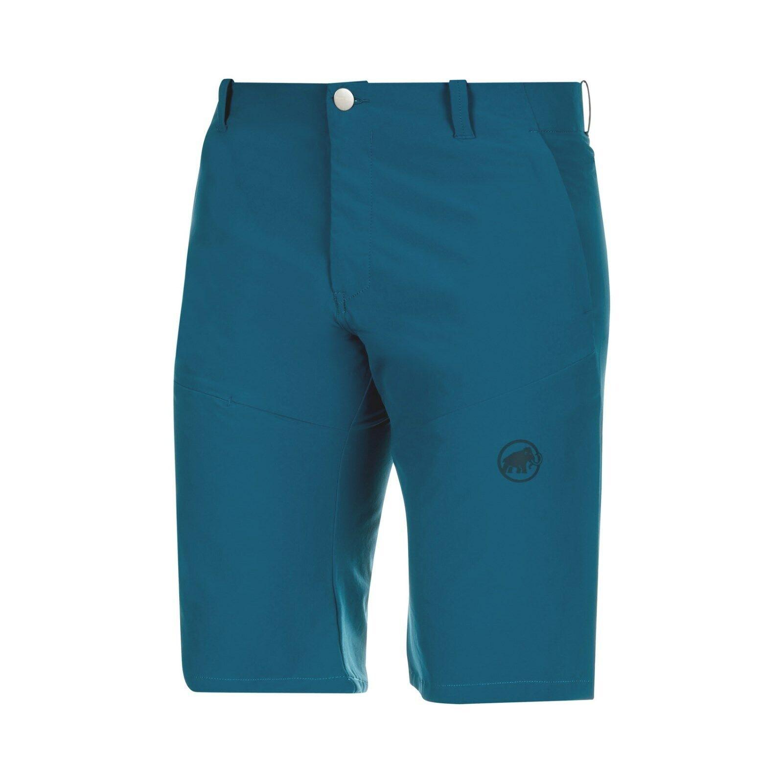 Mammut señores breve wanderhose runbold shorts Man condición física-fit Mammut  nuevo
