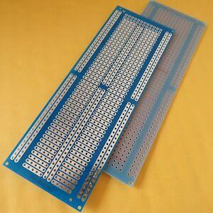 3pcs 4 8x13 4cm fr4 stripboard prototype paper circuit board rh ebay com