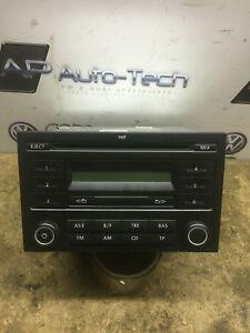Head-Unit-CD-Player-6Q0-035-152-E-2008-VW-POLO-9N-1-2-LA7W-REFLEX-SILVER