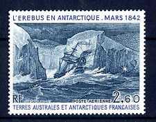 """TAAF - PA - 1984 - Storia polare. L'""""Erebus"""" in Antartico (Marzo 1842) - R608"""