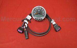 Details about Mercury SmartCraft SC1000 Tachometer Black P/N#: 79-8M0135641  SS: 8M0101099